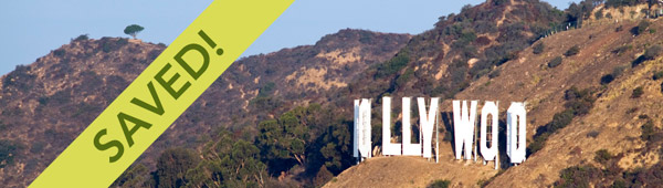 Cahuenga Peak Saved!