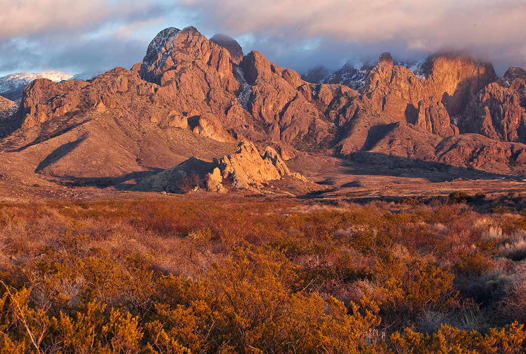 Organ Mountains-Desert Peaks